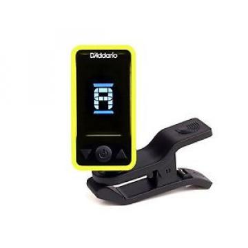 Planet Waves PW-CT-17YL Guitar Tuner, Yellow $