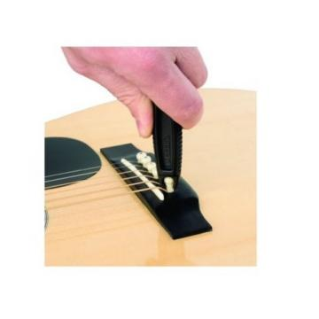 Pro Guitar String Winder And Cutter Electric Acoustic D'Addario Peg Bridge Pull