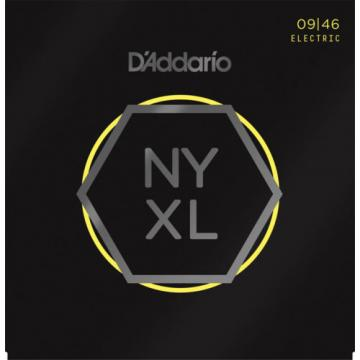 D'Addario NYXL 09-46 Gauge Electric Guitar Strings