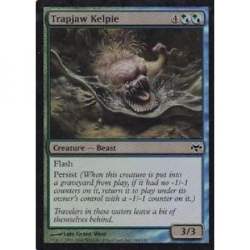 1x Foil - Trapjaw Kelpie - Magic the Gathering MTG Eventide Foil