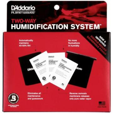Planet Waves Two-way Humidification System (10-pack) Value Bundle