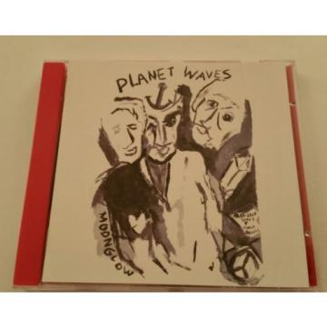 BOB DYLAN - PLANET WAVES CD - ORIGINAL 1974 RELEASE ON COLUMBIA (NOT REMASTERED)