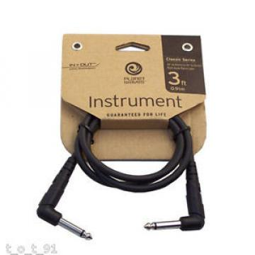 CAVO per pedali PLANET WAVES PW-CGTPRA-03 90cm 3 feet Cable *OFFERTA*