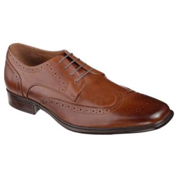 MARK NASON BY SKECHERS HOMMES CHAUSSURES BROGUES EVENTIDE '68902/ROUAGE' COGNAC