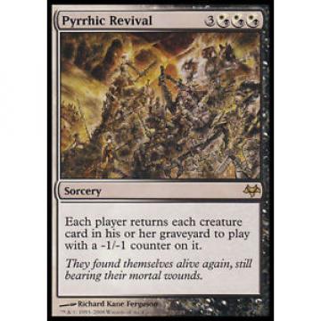 Pyrrhic Revival - LP - Eventide MTG Magic Cards Gold Rare