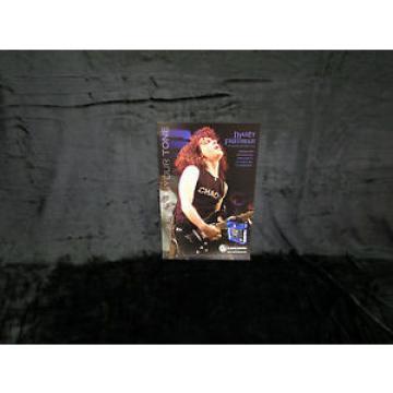 Marty Friedman Planet Waves Promo Poster<>Megadeth