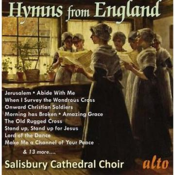 Salisbury Cathedral Choir - Hymns From England [CD New]