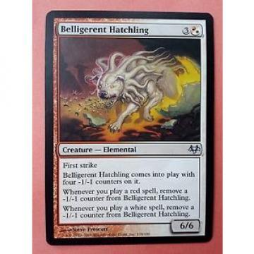Belligerent Hatchling ~ Eventide MTG Magic Unc  25-35% OFF!