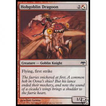 4x Hobgoblin Dragoon - - Eventide - - mint