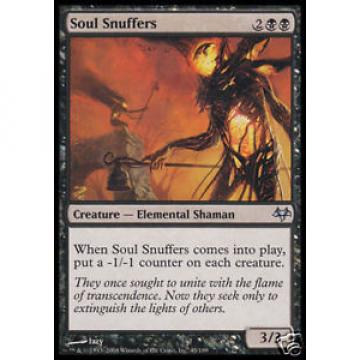 2x Soul Snuffers - - Eventide - - mint