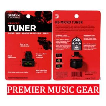 Planet Waves NS Micro Headstock Tuner. Perfect Christmas Gift! - Free Shipping!
