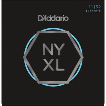 D'Addario NYXL Nickel Wound Medium Top Heavy Bottom Strings NYXL1152 11-52