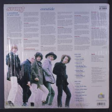 SPIRIT: Eventide LP (180 gram reissue, corner bend, shrink) Rock & Pop