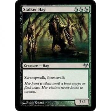 MTG: Stalker Hag - Multi Uncommon - Eventide - EVE - Magic Card