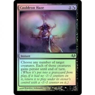 Cauldron Haze *FOIL* MTG Eventide Uncommon EDH Orzhov