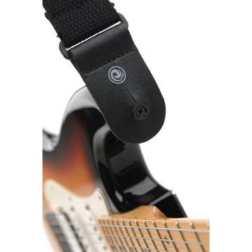 D'ADDARIO - PLANET WAVES - SOLID BRASS END PINS - BLACK - 1 PAIR - PWEP102