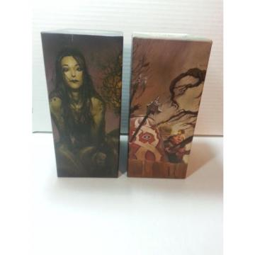 MTG Shadowmoor and Eventide EMPTY Fat Pack boxes Magic the Gathering