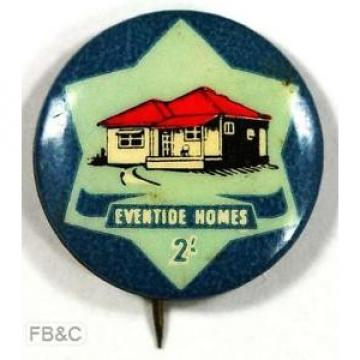 Eventide Homes 2/- Appeal Pin Badge