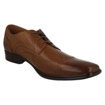 Hombre Mak Nason Espuma viscoelástica Zapatos Oxford EVENTIDE/68902