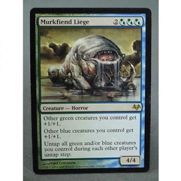 MTG Magic the Gathering Card X1: Murkfiend Liege - Eventide EX/NM