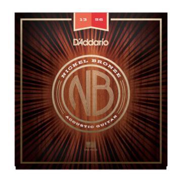 Daddario NB1356 | Medium | Acoustic | 013-056 Nickel Bronze