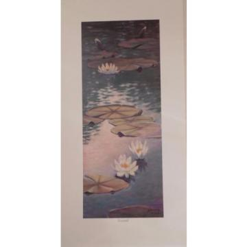 """Eventide"" Stephen Henning Signed Numbered 101 / 750 Print w/ COA"