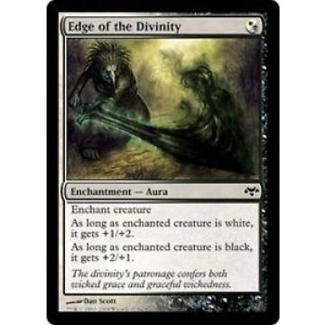MTG MAGIC THE GATHERING - EDGE OF THE DIVINITY X 2 - EVENTIDE NEAR MINT!