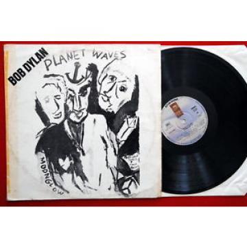 BOB DYLAN PLANET WAVES 1974 ORIGINAL RARE EXYUGO LP