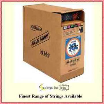 D'Addario EXL110-B25 Electric Guitar Strings Bulk - Pack 25 Sets Light  10 - 46