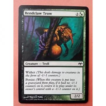 2x Rendclaw Trow ~ Eventide MTG Magic Comm  25-35% OFF!