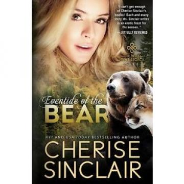 NEW Eventide of the Bear by Cherise Sinclair Paperback Book (English) Free Shipp