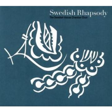 Lindberg/Johansson/Alfven - Swedish Rhapsody [CD New]