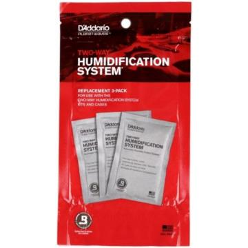 Planet Waves PW-HPRP-03 Two-way Humidification System R... (8-pack) Value Bundle