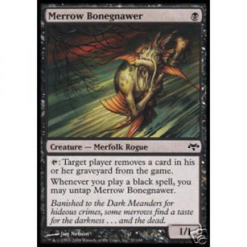 4x Merrow Bonegnawer - - Eventide - - mint