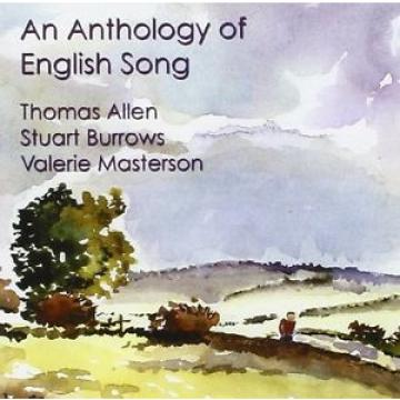 Walker/ Allen/ Burrows/ Jeffes/ + - Anthology Of English Songs CD Dal Segno NEW