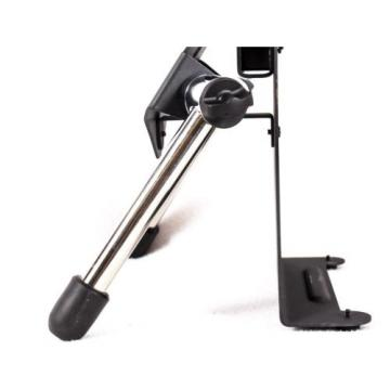 Simmons S1500 Pro Kick Pad and Stand with Chrome Legs LOW OUTPUT