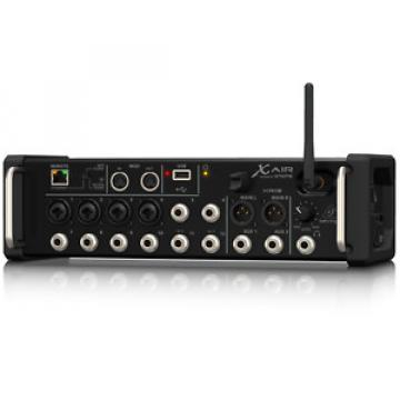 XR12 Mixer digitale Behringer Android Ios tablet Ipad compatibil
