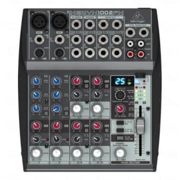 Behringer XENYX 1002FX 10 Channel Mixer