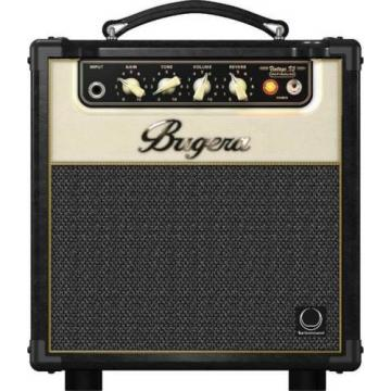 BUGERA V5 INFINIUM 5 WATT CLASS A TUBE GUITAR COMBO AMPLIFIER AMP +£30 Dustcover