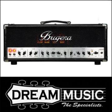 Bugera 6262 120W 2-Channel Tube Electric Guitar Amplifier Head RRP$1399