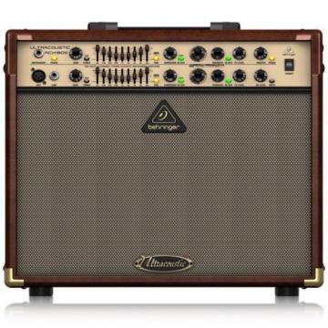 Behringer ULTRACOUSTIC ACX-1800 Gitarrenverstärker Akustik-Verstärker NEU OVP