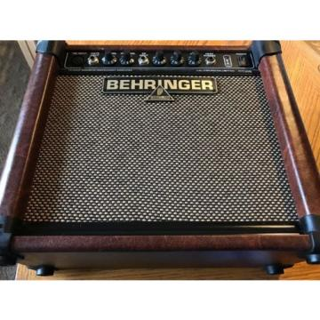 BEHRINGER ULTRACOUSTIC AT108 Guitar Amplifier