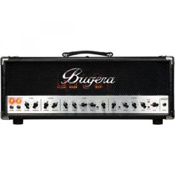 BUGERA 6262 INFINIUM ULTIMATE ROCK TONE 2CH VALVE GUITAR AMP HEAD 03-BU037