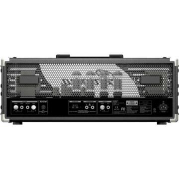 Bugera 333XL Infinitum 120W 3-Channel Tube Guitar Amplifier Head RRP$1399