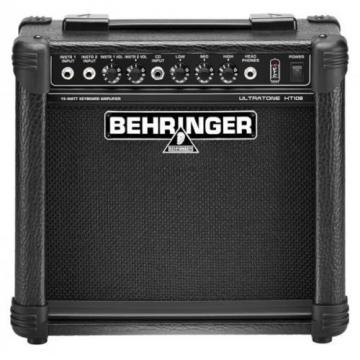 Behringer ULTRATUNE KT108 Keyboard Amplifier Compact 15W 8'' Inch Bugera w/ VTC