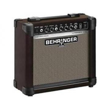 BEHRINGER AT108 AMP ULTRACOUSTIC AT-108 – GARANZIA 3 ANNI!!