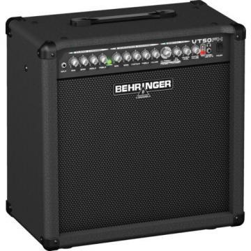 Behringer VIRTUBE VT50FX Guitar Amplifier 50W 12'' Inch Combo Amp w/ Effects