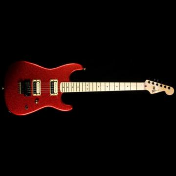 Charvel Custom Shop San Dimas Electric Guitar Red Sparkle
