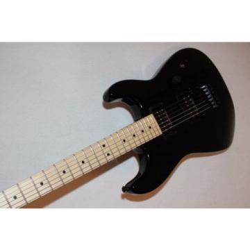 Charvel San Dimas USA Style 1 2H FR Black Electric Guitar