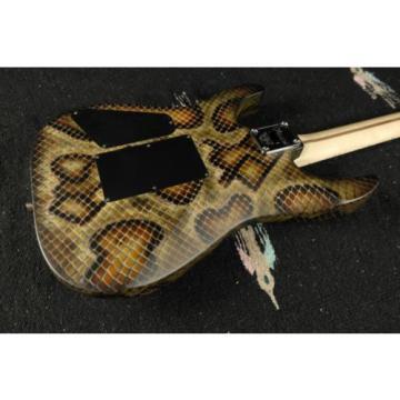 Charvel Warren DeMartini Signature Snake Pro Mod Snakeskin Graphic SAVE 349!!!